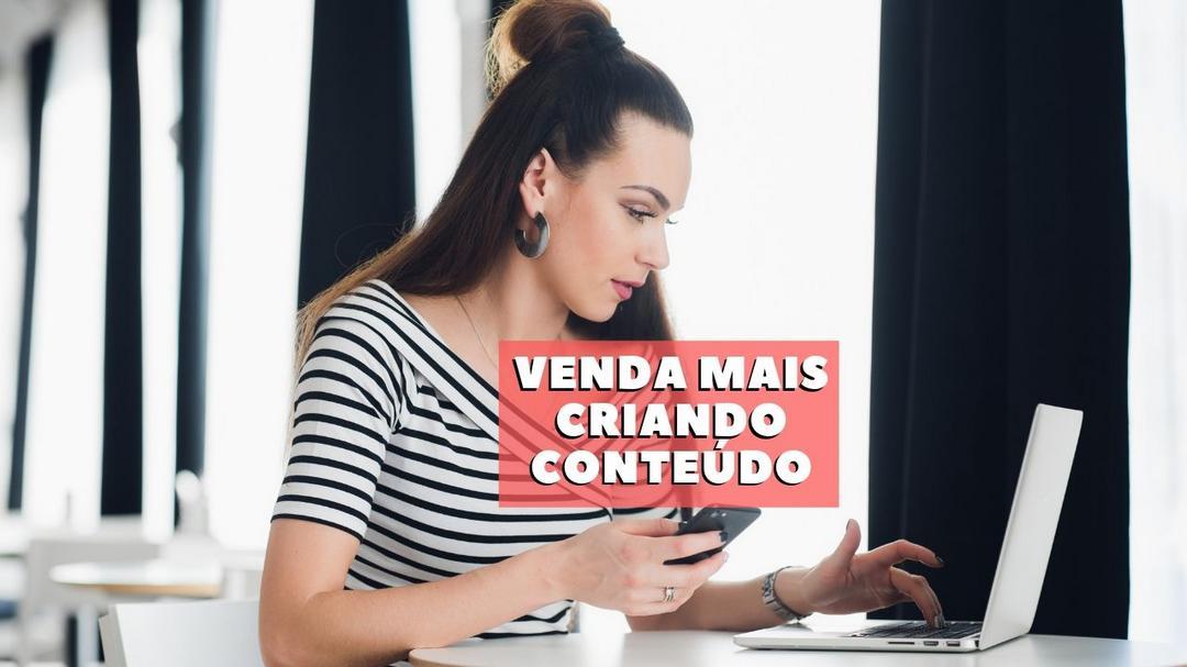 Solução para vender curso on-line - conteúdo