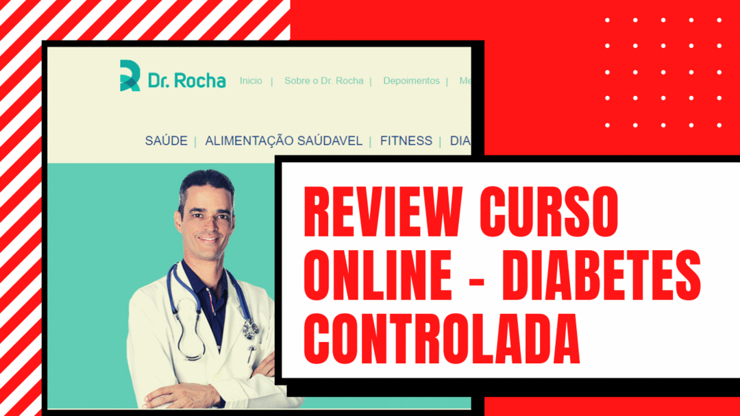 Review do Curso Online Diabetes Controlada